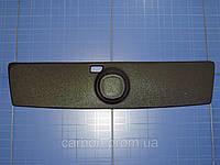 Зимняя заглушка решётки радиатора Fiat Doblo верх 2004-2010 матовая Fly. Утеплитель решётки радиатора Фиат , фото 1