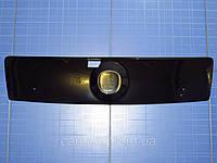 Зимняя заглушка решётки радиатора Fiat Doblo верх 2004-2010 глянец Fly. Утеплитель решётки радиатора Фиат