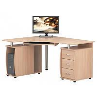 Компьютерный стол СКУ - 02 угловой не стандарт