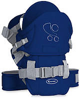 Кенгуру Lorelli Traveller Comfort Blue (10010060002)
