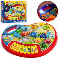 Детская музыкальная игрушка Пианино (6011B)