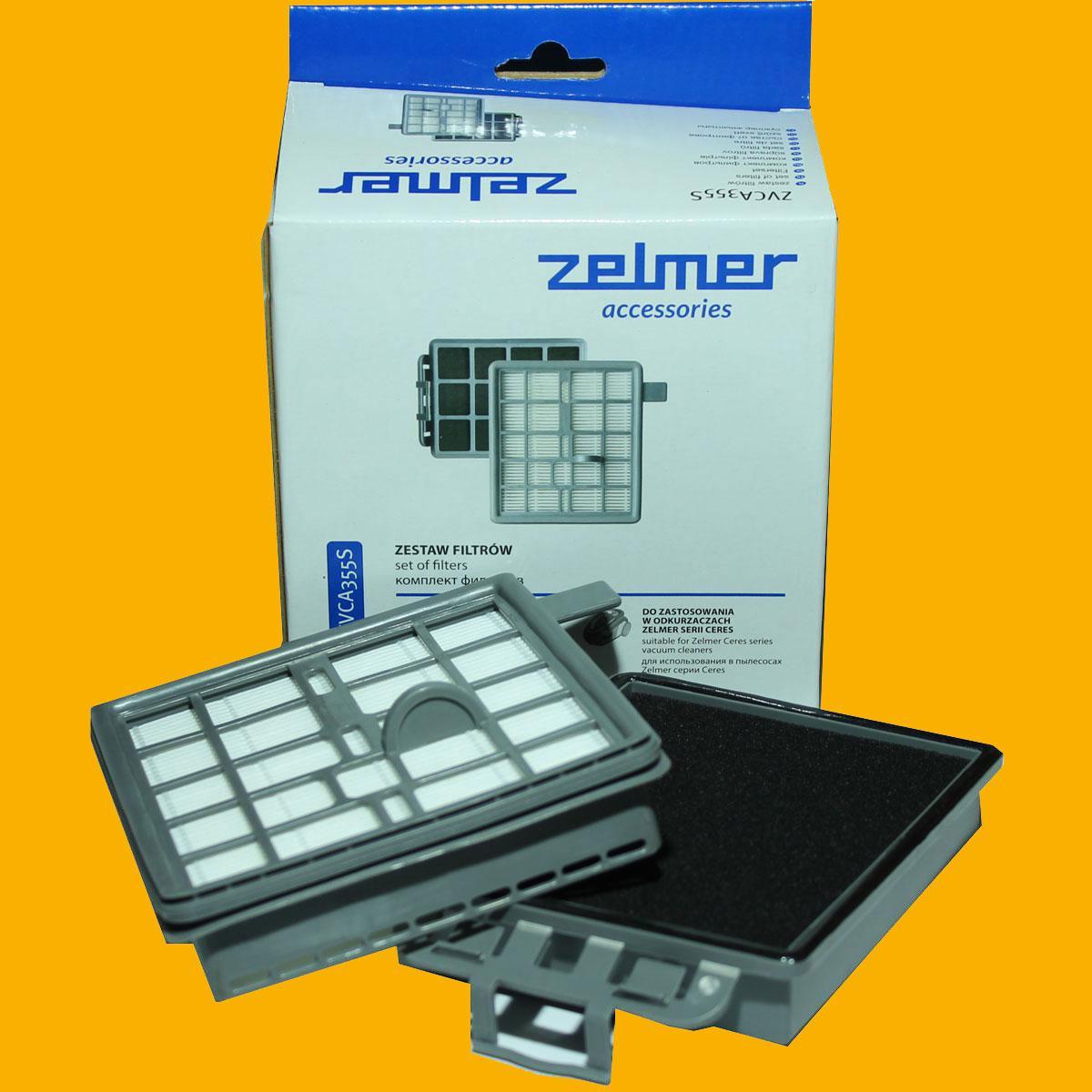 Набор фильтров для пылесоса Zelmer ZVCA355S 12006768