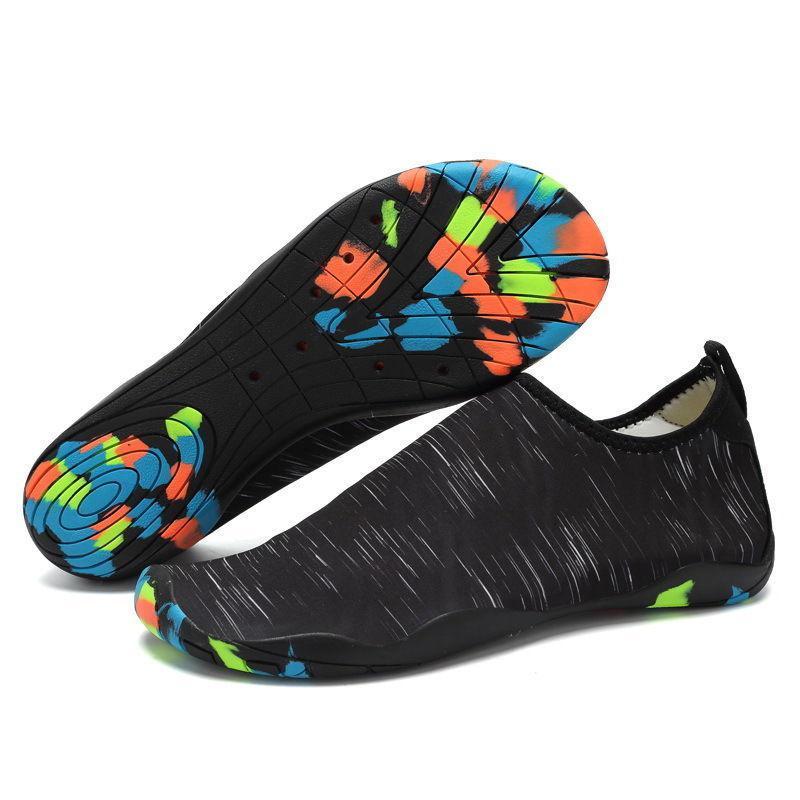 Взуття для пляжу і коралів Diving shoes чорні 45 (290mm) as345b exp