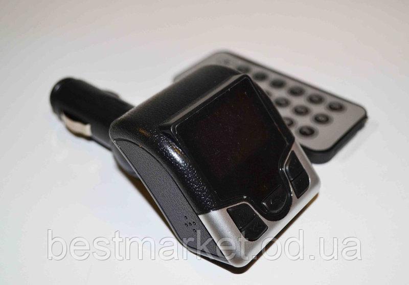 FM- модулятор YC-506BT Bluetooth