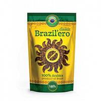 Растворимый кофе Brazil'ero Classic 100% Arabica 140 гр