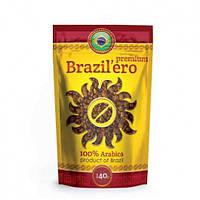 Растворимый кофе Brazil'ero Premium 140 гр
