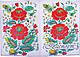 Женская удивительная обложка для паспорта PASSPORTY (ПАСПОРТУ) KRIV126, фото 2