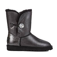 Угги UGG Australia Bailey Bling Black Glitter, фото 1