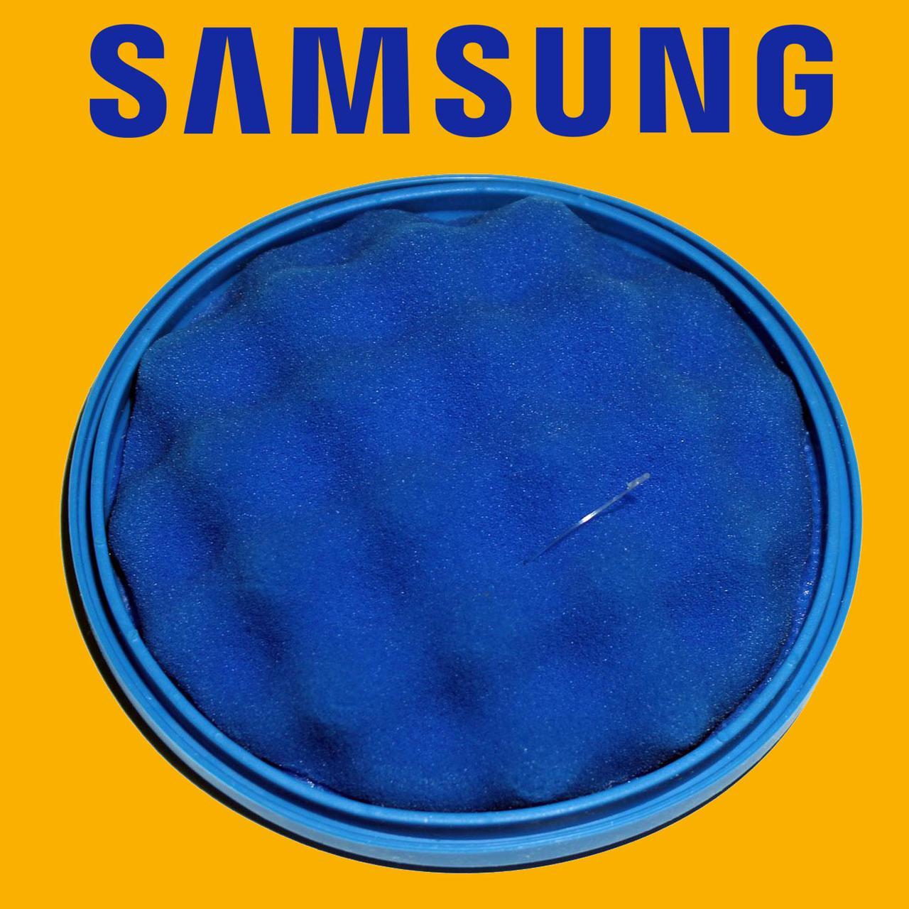 Фильтр поролоновый под колбу для пылесоса Samsung (DJ63-01285A)
