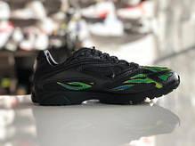 Мужские кроссовки Nike Zoom Streak Spectrum Plus X Supreme Black, фото 2