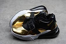 Мужские кроссовки Nike Air Force 270 Gold Standard AT5752-700, Найк Аир Форс, фото 3