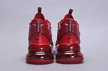 """Мужские кроссовки Nike Air Force 270 """"Red Croc"""" AH6772-600, Найк Аир Форс, фото 2"""