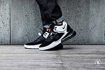 Мужские кроссовки Nike Air Force 270 Movement Black White AH6772 006, Найк Аир Форс, фото 3
