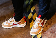 Мужские кроссовки Nike Craft Mars Yard Shoe 2.0 Tom Sachs Space Camp AA2261-100, Найк Крафт Марс Ярд, фото 2