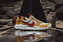 Мужские кроссовки Nike Craft Mars Yard Shoe 2.0 Tom Sachs Space Camp AA2261-100, Найк Крафт Марс Ярд, фото 3