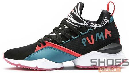 Мужские кроссовки Puma Muse Maia Graphic SM 367769-01, Пума Мюс, фото 2