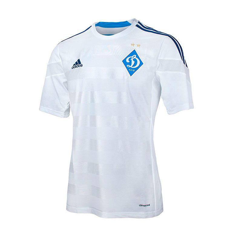 Детская футболка  Adidas Dynamo Kiev Home Shirt KIDS (Оригинал)