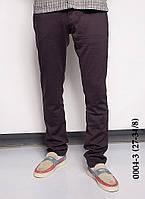 0004 Vingvgs баклажан брюки молодежные стрейчевые (27-34, 8 ед.), фото 1