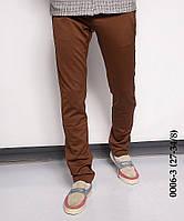 0006 Vingvgs горчица брюки молодежные стрейчевые (27-34, 8 ед.) , фото 1
