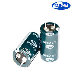 1000mkf - 160v  mini HJ 22*45  SAMWHA, 85°C