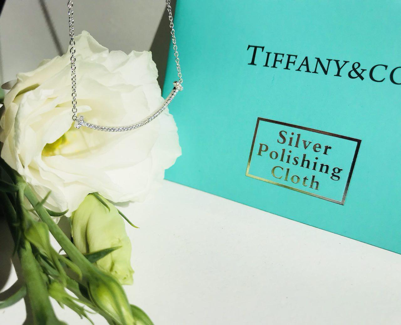 """Підвіска Tiffany &Co """"Line"""""""