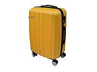Легкий пластиковый чемодан большого размера Worldline 33386, фото 1