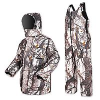 Костюм зимний Форест Зима (до -35) камуфляж для рыбаков и охотников