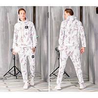 Мужской спортивный костюм Nike милитари 696