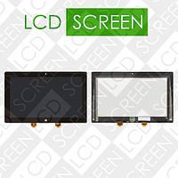 Дисплей для планшета Microsoft Surface RT, черный, с cенсорным экраном, фото 1