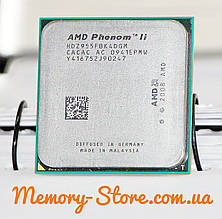 Процессор AMD Phenom II X4 955  Black Edition 125W, + термопаста GD900