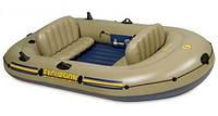 Надувная лодка Intex 68319 Excursion 3 Set (3-х местная)