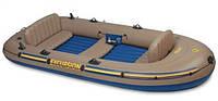 Надувная лодка Intex 68325 Excursion 5 Set (5 - местная)