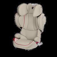 Cybex 2018 - Автокресло Solution Z-Fix for Scuderia Ferrari, цвет Silver Grey