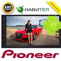 "Автомагнитола 2DIN Pioneer FY6521B Android 6, 3USB/Wi-fi/GPS/BT/7"", фото 1"