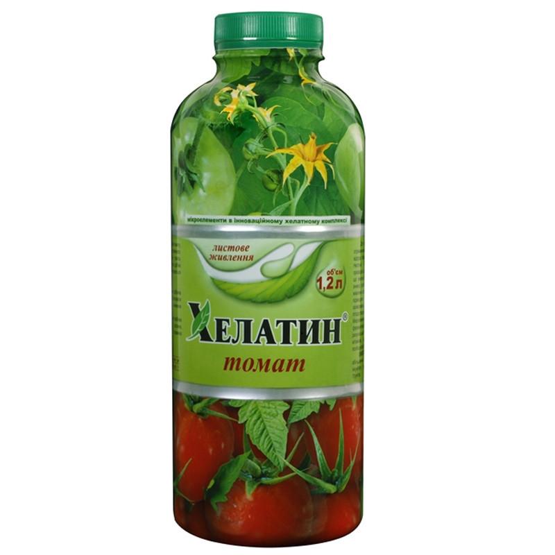 Удобрение Хелатин - Томат  - Компания «Строй-Сервис» в Кременчуге