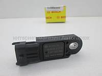 Датчик давления наддува на Рено Доккер 1.5dCi (K9K 830+K9K 838) — Bosch (Германия) - 0281002996