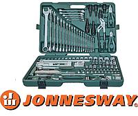 S04H524128S Универсальный набор инструментов 128 предметов Jonnesway
