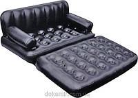 Диван-трансформер надувной 5 в 1 Bestway 75039 (193х152х64 см)