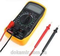 Цифровой мультиметр-тестер XL830L
