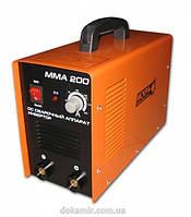Инверторный сварочный аппарат Искра ММА - 200