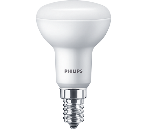 Лампа светодиодная LED Spot 4W E14 4000K R50 RCA PHILIPS