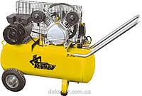 Компрессор Кентавр КР-60/20С (мощность 1,5 кВт), ременной