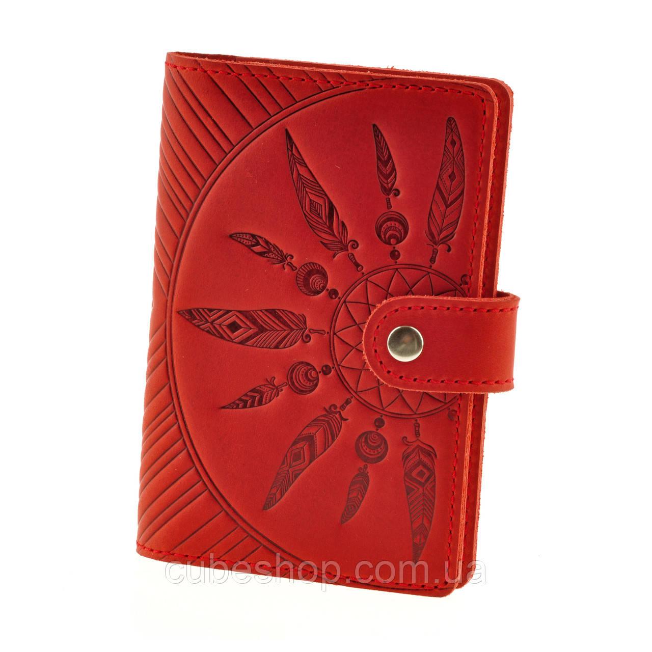6b705e491db7 Обложка для паспорта из кожи 3.0