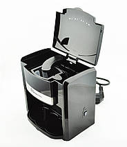 Кофеварка DOMOTEC MS-0708 на 2 чашки, фото 3