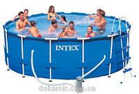 Каркасный бассейн Intex 54952 (диаметр 549см, ширина 122см)