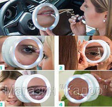Увеличительное зеркало Swivel Brite, фото 3