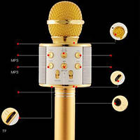Караоке-микрофон WS-858