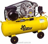 Компрессор Кентавр КР-100/30СД (мощность 2,3 кВт) ременной