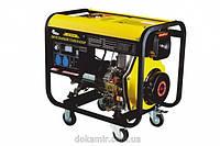 Дизельный генератор Кентавр ЛДГ-505ЭК/3 (мощность 5,5 кВт, электростартер)