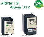 Преобразователь частоты ATV12  1.5кВт 240В 1ф, фото 2